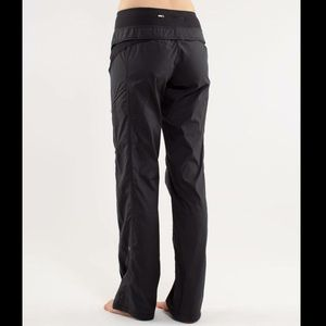 Lululemon Travel to Track Pants